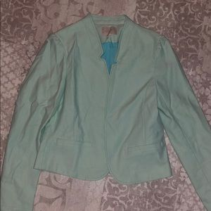Loft light blue blazer